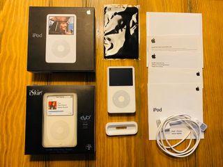 Apple Ipod Classic 5 80gb Blanco