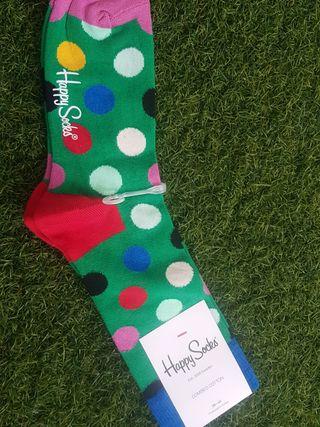 calcetines happy socks a estrenar