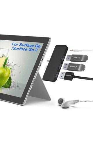 Surface Go/ Go2 Hub Adaptador