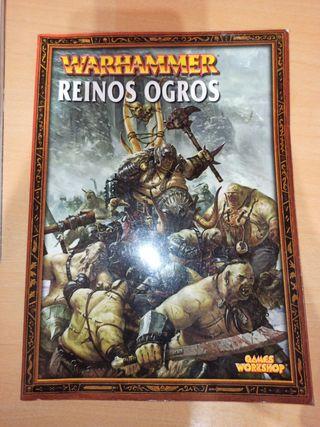 warhammer fantasy reinos ogros