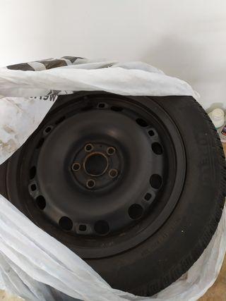 4 Ruedas de invierno Pirelli Snowcontrol serie 3