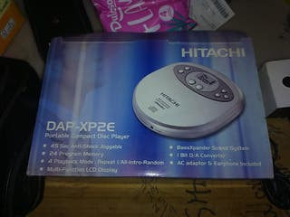HITACHI CD