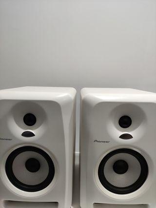 monitores pioneer s-dj50x