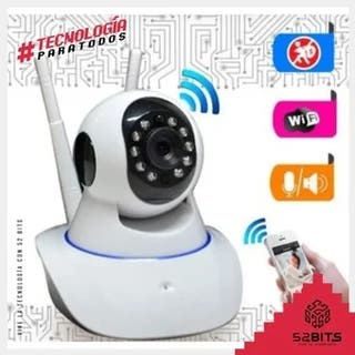 Camara Seguridad Robotica IP 3MPX Wifi Vigilancia