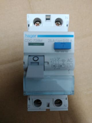 diferencial Hager 25A 30mA