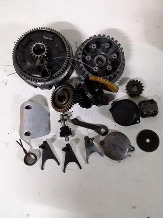 Despiece de motor para BMW F650