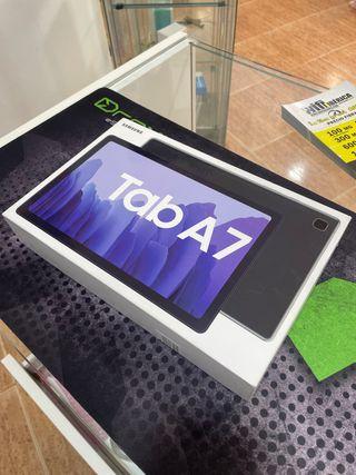 Tablet Samsung Tab A7 3 y 32Gb. Negro
