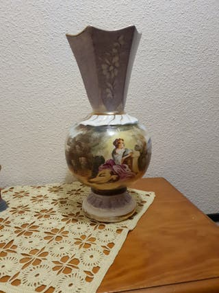 jarrón grande