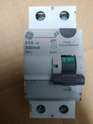 Diferencial General Electric 25A 300mA