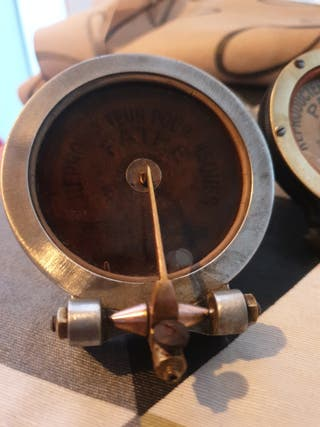 Antiguo diafragma PATHE 1937 para gramofono