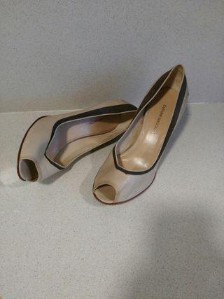 zapatos de piel comodos t 36,5
