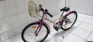 Bicicleta niña , Decathlon