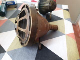 Antigua rara trompeta de gramofono NIRONA