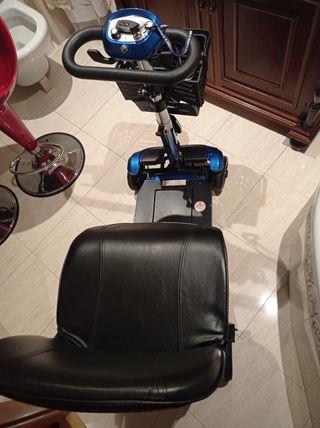silla eléctrica scooter