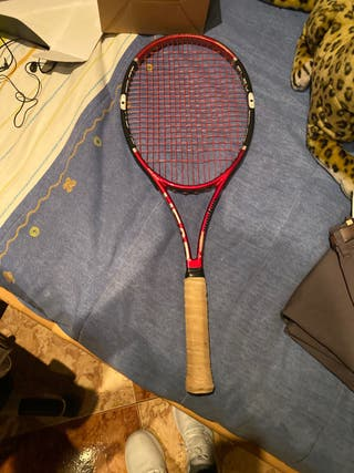 Raqueta tenis head flex point