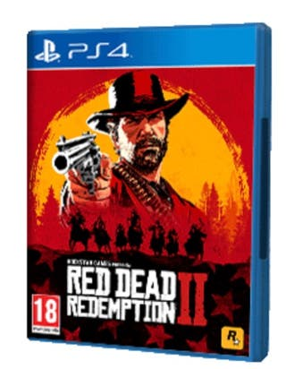 Red redemption II ps4