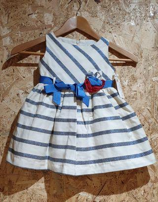 nuevo con etiquetas edición limitada vestido niña