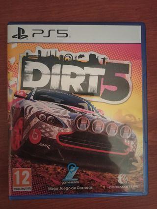 Dirt 5 ps5 + DLC regalo