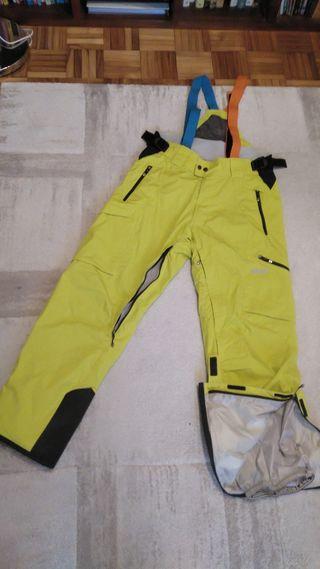 pantalón esquí alpino/travesía/freeride