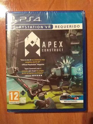 Apex Construct PS4