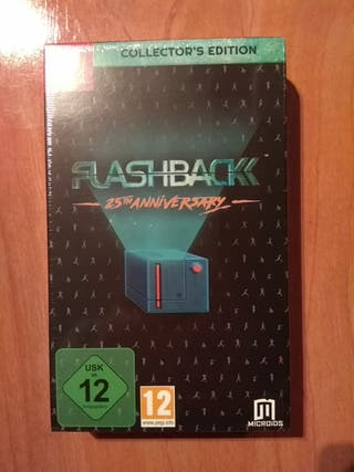 Flashback 25th Anniversary Collector's Edition