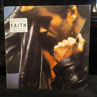George Michael - Faith LP 1987