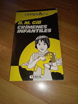 crímenes infantiles (b.m. Gill)