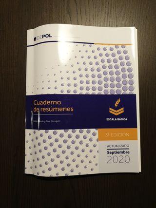 Cuaderno Resúmenes Depol Septiembre 2020