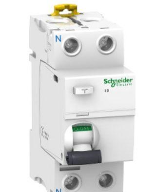 Interruptor diferencial iID - 2P - 40A - 30mA - cl