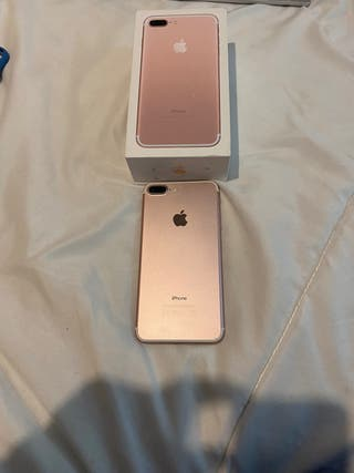 iPhone 7 Plus color rosa 32 gb