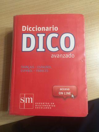 Diccionario francés Dico