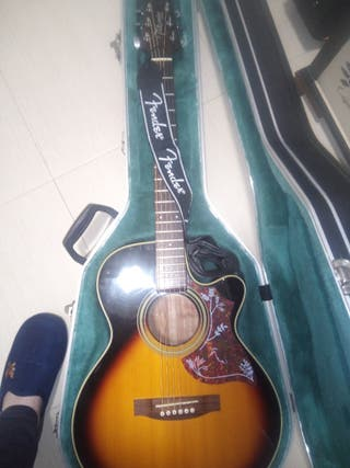 guitarra electroacustica takamine
