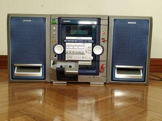 Minicadena audio Aiwa
