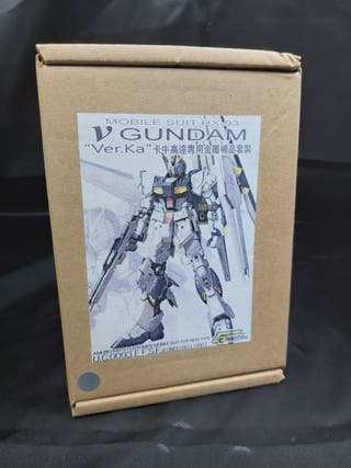 Gundam kit de detallado.