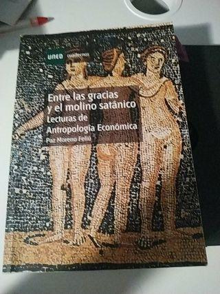 libros antropología