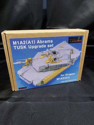 Kit de conversión maqueta M1 ABRAMS 1/35