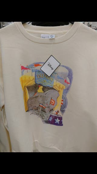 Camiseta mujer Dumbo. Diferentes tallas.