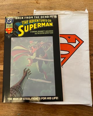 The Adventures of Superman #500, original USA DC