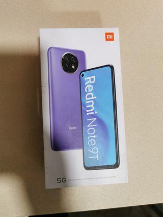 Xiaomi Redmi note 9t 128 5g nuevo