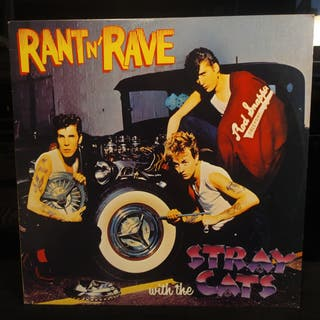 Stray Cats - Rant N' Rave With The Stray Cats USA
