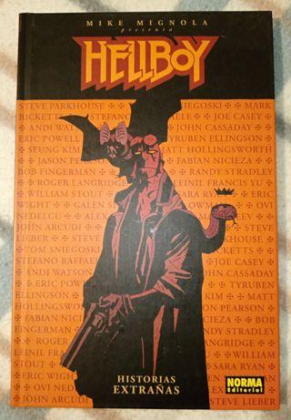 Cómic Hellboy_ Historias Extrañas
