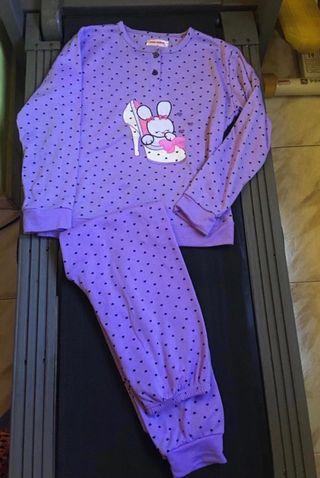 Pijama de mujer calentito
