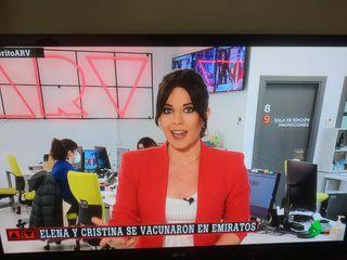 Televisión LG 50 pulgadas.