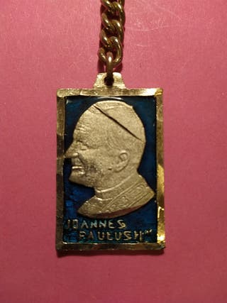 Llavero Joannes Paulus II.