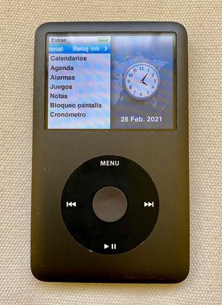 Apple iPod classic (160 GB, finales de 2009)
