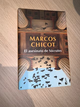 El asesinato de Sócrates Marcos Chicot