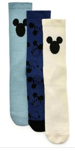 Calcetines casual Mickey Mouse. Sin estrenar