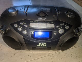 Radio cd mp3 JVC