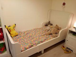 cama extensible niño a recoger en Pinto