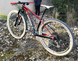 Specialized Epic ht s-works carbono 9'4kg